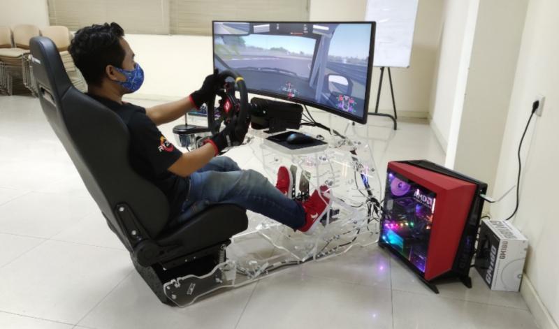 Honda Racing Simulator Championship 2020 merupakan inovasi Honda Prospect Motor untuk memajukan balap
