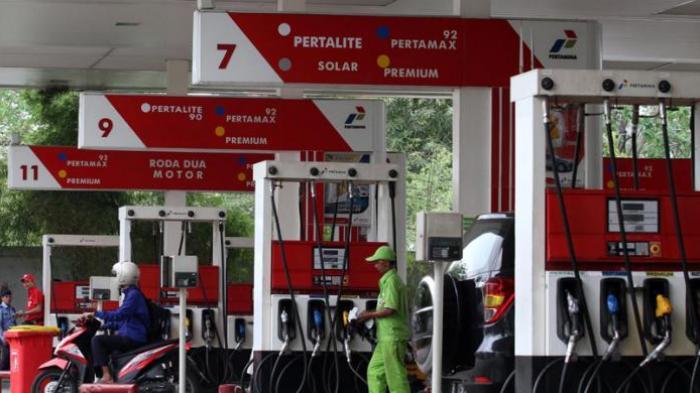 SPBU Pertamina, ada 4 jenis BBM yang dinilai sudah tidak layak dipakai untuk kendaraan.