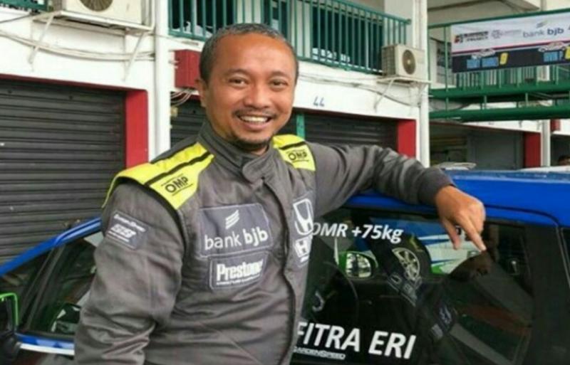 Fitra Eri mendukung apapun keputusan sirkuit Sentul terkait dimulainya ISSOM demi balapan yang aman.