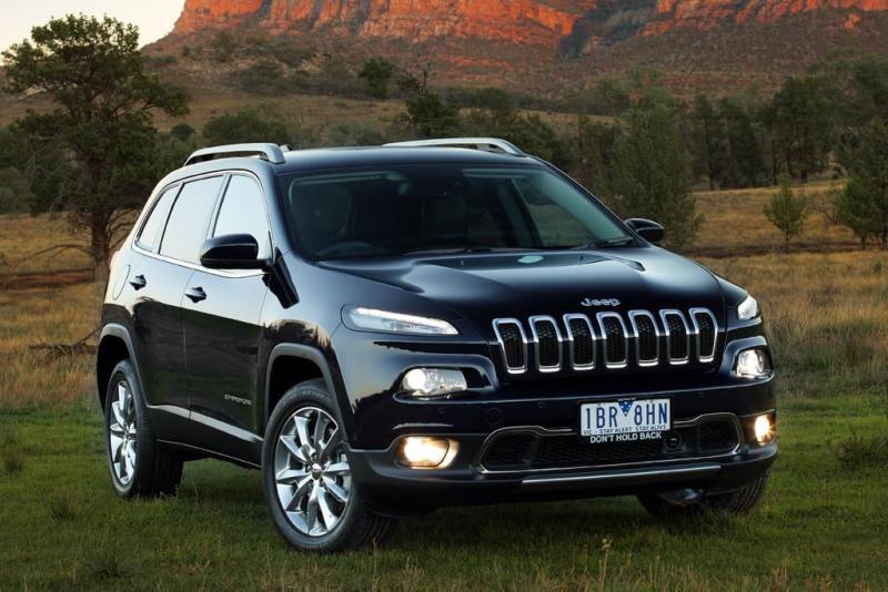 Mobil yang terdampak adalah Jeep Cherokee produksi tahun 2014 hingga 2017. (Motoring)