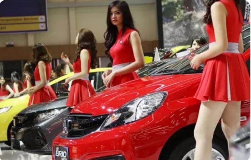 Penyelenggara GIIAS 2020 gamang menggelar pameran otomotif di tahun ini. (foto : ist)