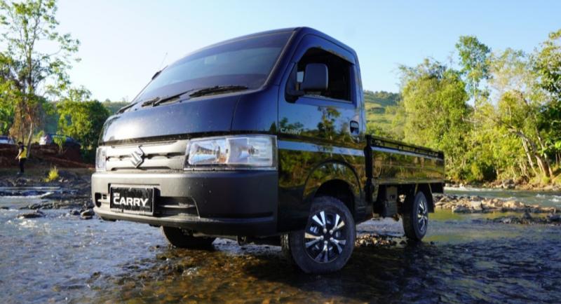 Suzuki New Carry Pick Up ikut berkontribusi dalam pemulihan ekonomi Indonesia