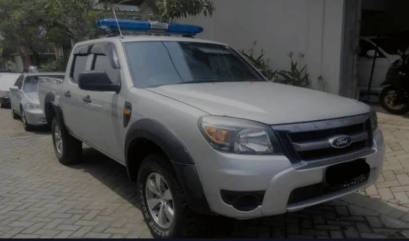 Ford Ranger Double Cabin favorit mantan Gubernur Jambi, Zumi Zola