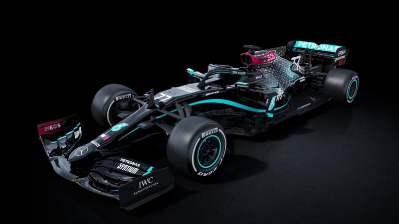 Mercedes F1 ganti livery menjadi hitam sebagai bentuk perlawanan terhadap tindakan rasisme