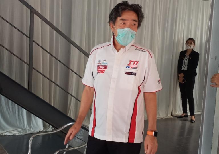 Toshio Obara, TTI absen di ISSOM karena keputusan dari TMC Jepang
