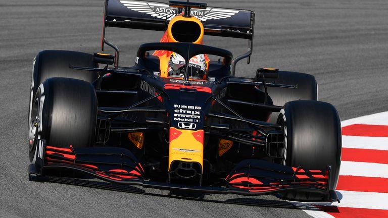 RB16 besutan Max Verstappen, incar kemenangan ke-3 di Red Bull Ring. (Fotp: skysport)