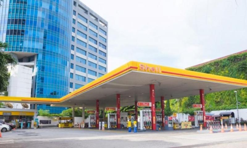 SPBU Shell berikan kemudahan transaksi dengan Tap Visa