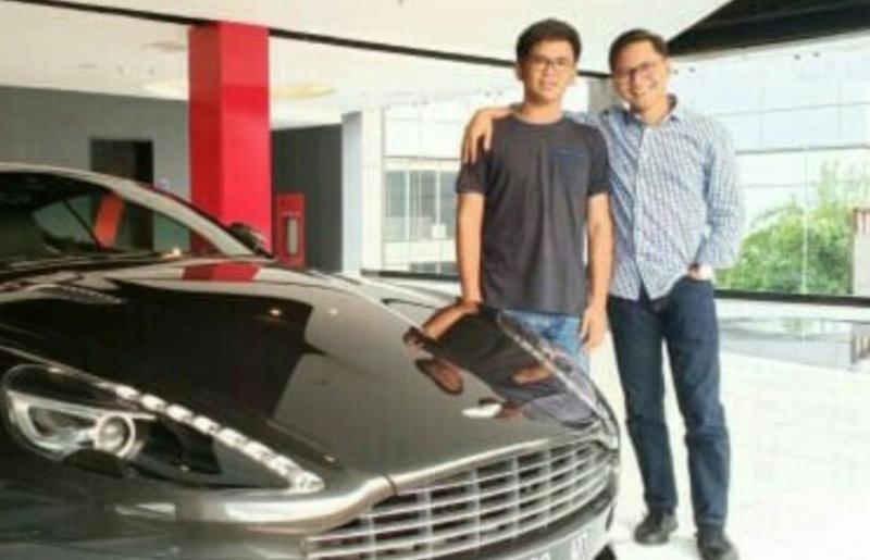 Ari Utama dan Mirza Putra Utama, demi alasan kesehatan terkait Covid19 legowo tidak ada kejurnas musim ini. (foto : bs)