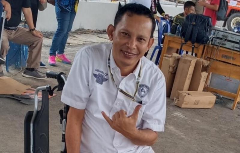 Medya Saputra, kejurnas balap motor Oneprix dan Indonesia Motorsport Series 2020 bisa dijalankan. (foto : bs)