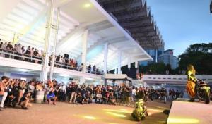 Parade & Catwalk Show akan dilangsungkan selama 3 hari penyelenggaraan IIMS Motobike Show 2020. (foto : dyandra)