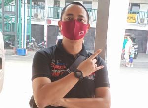 Dimitri Fitra Ditama, selaras dengan keputusan Toyota Team Indonesia. (foto : bs)