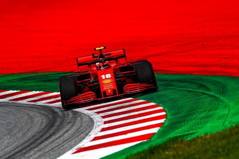 Charles Leclerc belum tampil maksimal di FP1 dan FP2 GP Austria 2020