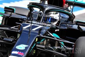 Valtteri Bottas, sejak awal gunakan DAS di GP Austria. (Foto: crash)