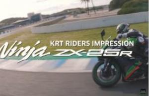 Testimoni pembalap superbike Alex Lowes terhadap Kawasaki ZX-25R