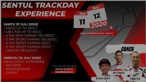 Ducati Superbike Owner gelar latihan bersama di Sirkuit Sentul Internasional