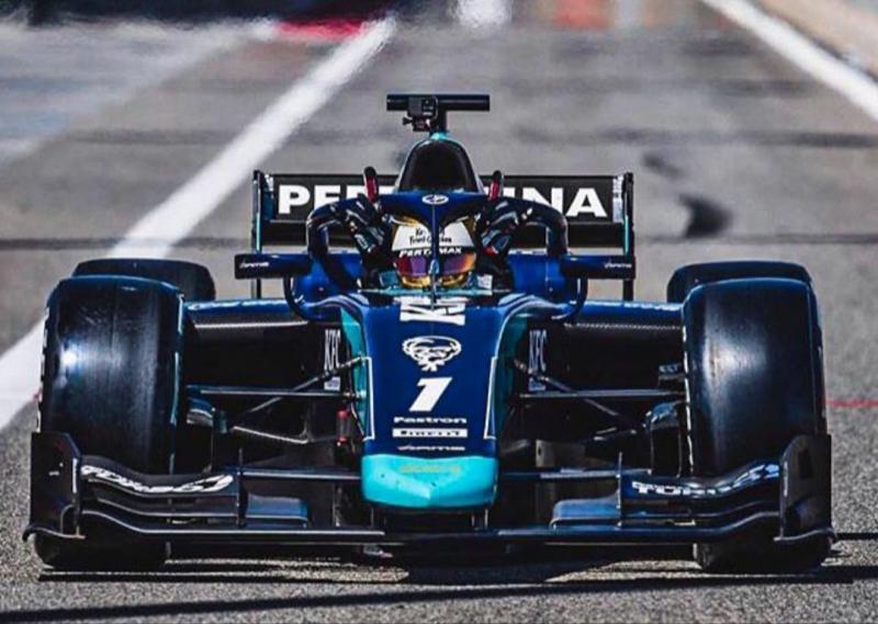 Sean Gelael berharap hasil lebih bagus pada race 2 pada hari Minggu ini di F2 Austria