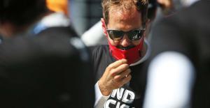 Sebastian Vettel, opsi makin sempit untuk musim 2021. (Foto: gpblog)