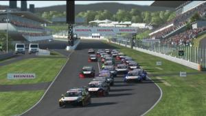 Event Honda Racing Simulator Championship 2020 yang seri pembukanya dihelat Sabtu, 11 Juli 2020