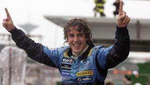 Fernando Alonso (Spanyol) kembali ke pangkuan Renault untuk musim 2021-2022. (Foto: bbc)