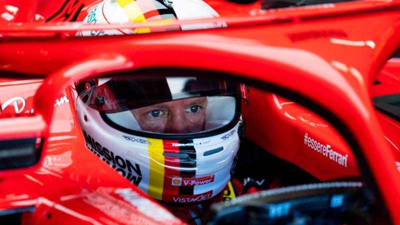 Sebastian Vettel menatap ketidakpastian balap musim 2021. (Foto: formula1)