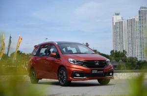 Honda Mobilio menjadi salah satu andalan low MPV andalan PT. Honda Prospect Motor di era new normal