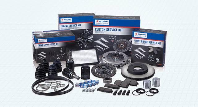 Suzuki Genuine Parts, yang ini memiliki kualitas yang patent punya