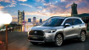 Toyota Corolla Cross Meluncur di Thailand
