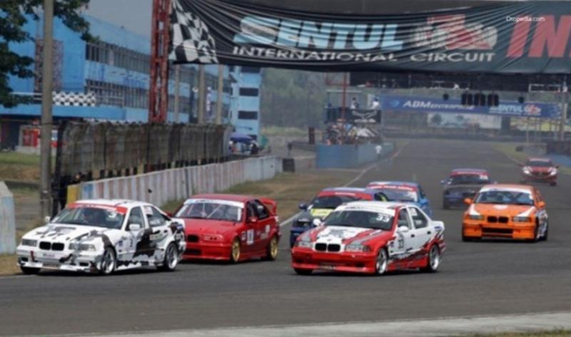 Kelas BMWCCI one make race komit mengisi slot balap ISSOM 2020. (foto : aldi p)