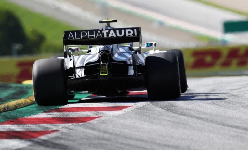 Pembalap Scuderia Alpha Tauri Honda kembali siap berlaga di sirkuit Red Bull Ring Austria akhir pekan ini