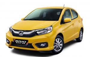 Honda Brio mencetak penjualan 1.314 unit di Juni 2020
