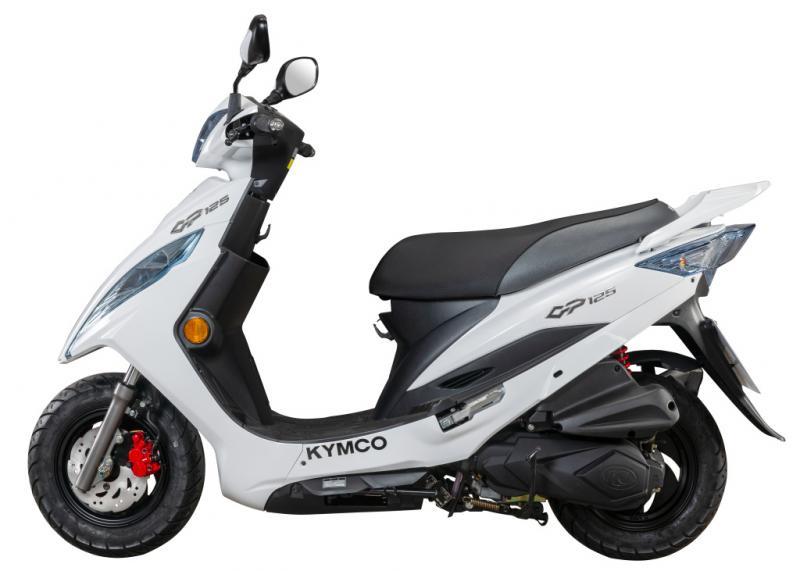 Kymco GP 125 hadir untuk konsumen setia di Indonesia