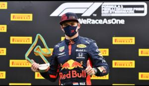 Bersama Honda, Max Verstappen raih podium 3 di F1 Styria Austria pada hari minggu kemarin