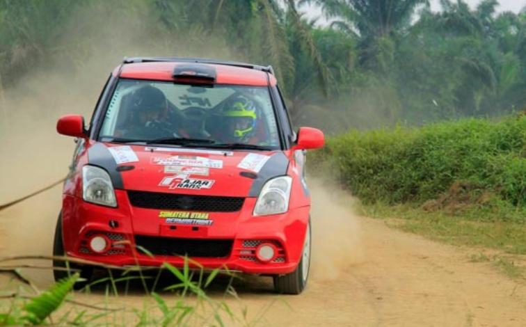 Pereli NFT Rally Team, Toto Michdar masih berharap ada balap tahun ini. (foto: hf)