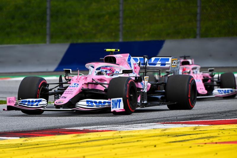 Racing Point mampu menampilkan performa terbaiknya di GP Styrian 2020