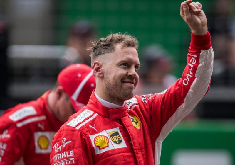 Sebastian Vettel, tetap jadi wakil Jerman di F1 2021? (Foto: theindependent)