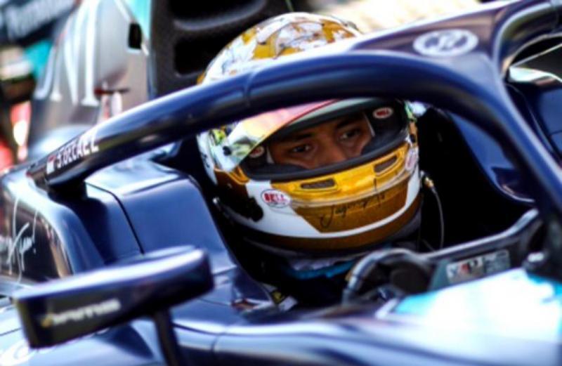 Sean Gelael memiliki modal bagus andalkan rekor tim DAMS di sirkuit Hungaroring