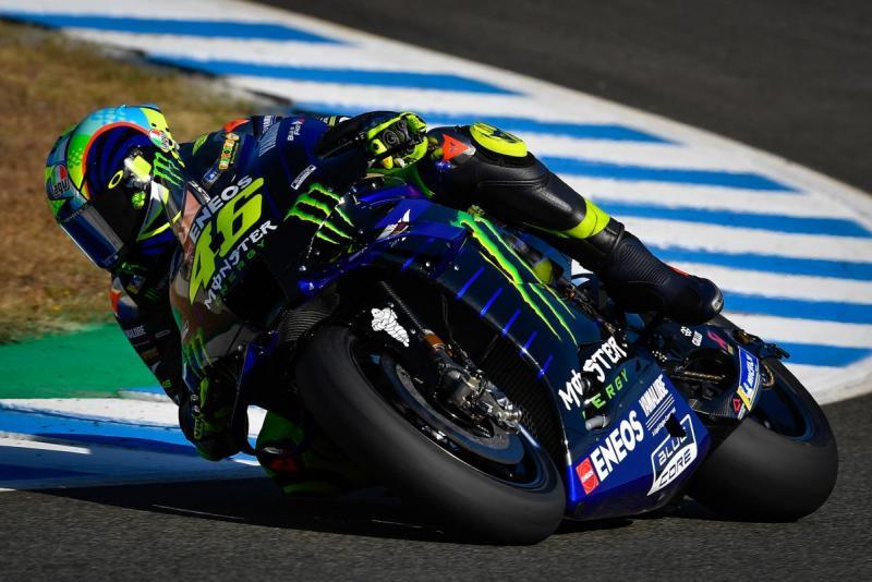 Valentino Rossi (Italia/Yamaha), pastikan lanjut balap di MotoGP di musim 2021. (Foto: speedcafe)