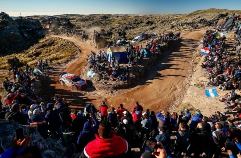 Seri kejuaraan dunia rally WRC digelar di Meksiko pada Maret 2020, kemudian dihentikan karena pandemi Covid19