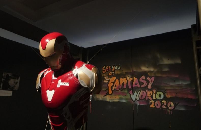 Konsep Fantasy World di IIMS Motobike Show 2020.