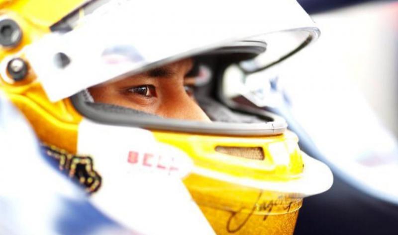 Sean Gelael akan start ke-9 Feature Race F2 Hungaria hari Sabtu