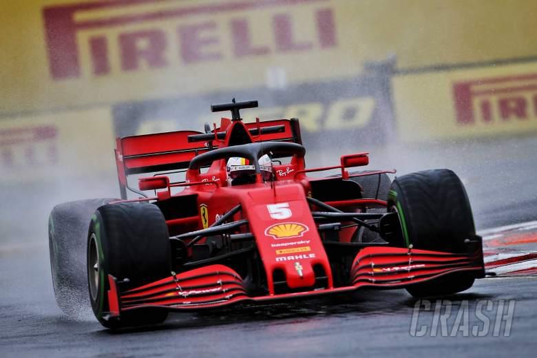 Sebastian Vettel (Jerman/Ferrari). (Foto: crash)