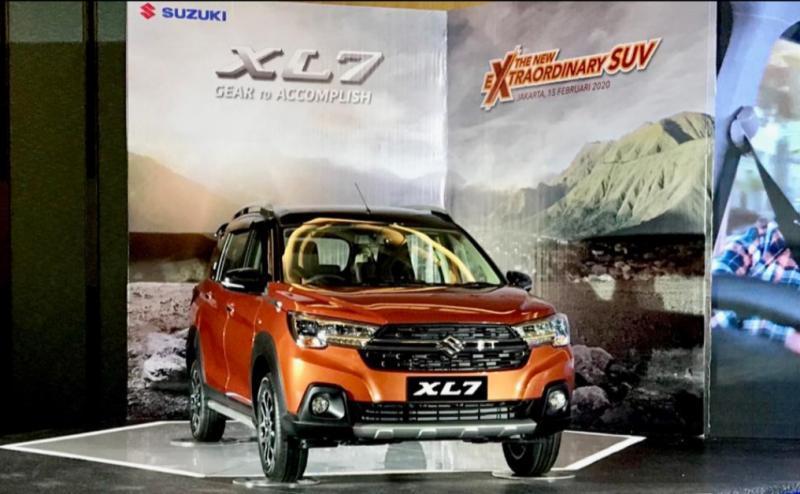 Suzuki XL7, moncer penjualannya di bulan Juni 2020