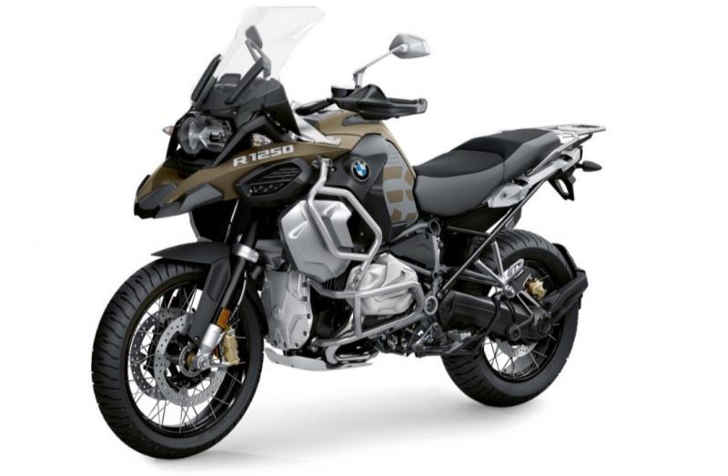 Tampilan R 1250 GS, moge andalan BMW Motorrad