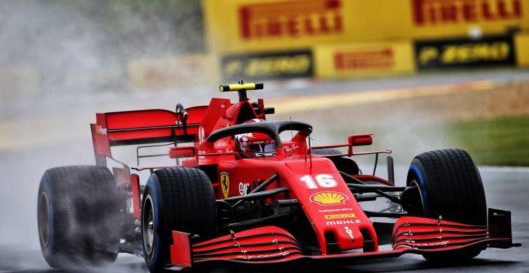 Charles Leclerc (Ferrari), sama sekali tak cerminkan ancaman seperti musim 2019. (Foto: gpblog)