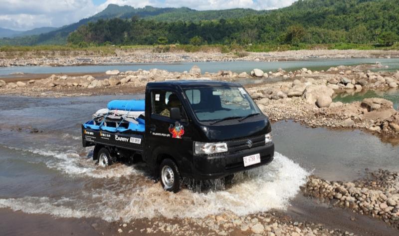 Suzuki New Carry Pick Up menjadi juara 1 penjualan wholesale mobil pada Juni 2020 dan satu-satunya brand yang menembus angka di atas 1.000 unit
