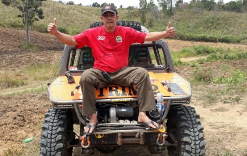 Omen Matondang siap bantu permasalahan di IOF Pengcab Tapsel dan Padang Sidimpuan.