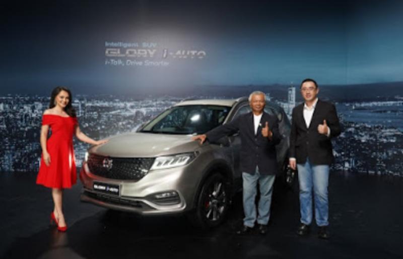 DFSK Glory i-Auto resmi diluncurkan untuk solusi mobilitas konsumen di Indonesia