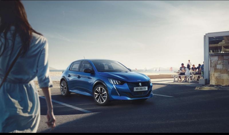 Peugeot 208 terbaru telah memanfaatkan material daur ulang untuk kampanye mobil ramah lingkungan