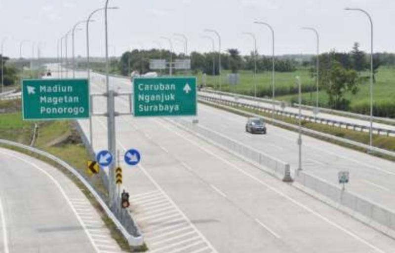 Korlantas Polri antisipasi arus mudik dan arus balik Idul Adha 2020 dengan membuka 8 gate di beberapa ruas tol