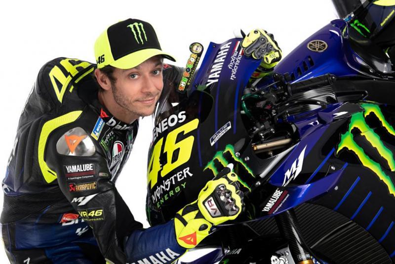Valentino Rossi (Italia/Yamaha). (Foto: ultimatemotorcycling)